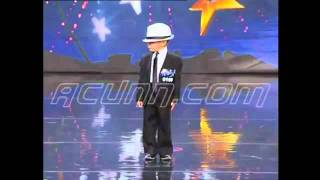 Turkish Got Talent Little Muhammed Michael Jackson Dancer 15 October