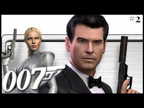 James Bond 007: Everything or Nothing - Part 2 (MI6 Training) Walkthrough - GCN/PS2/XBOX