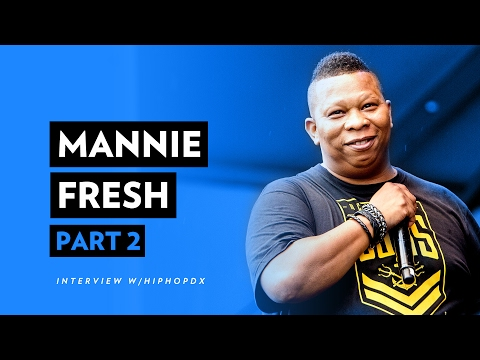 Mannie Fresh Talks Mos Def, No Limit Vs. Cash Money, Nixed Jay Z Deal & More