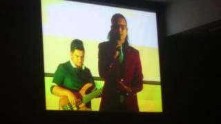 Biarkanlah - DRAMA Band live at UMP GAMBANG