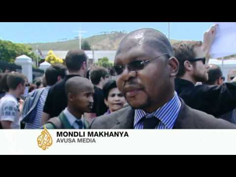 South Africans debate controversial secrecy law