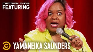 Getting Into a Fight at Golden Corral - Yamaneika Saunders – Stand-Up Featuring