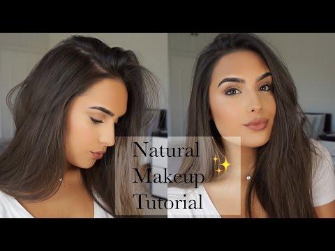 Natural Everyday Makeup Tutorial - DRUGSTORE
