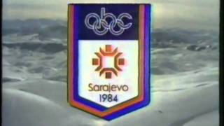 1984 Winter Olympics ABC Opening 2-12-84