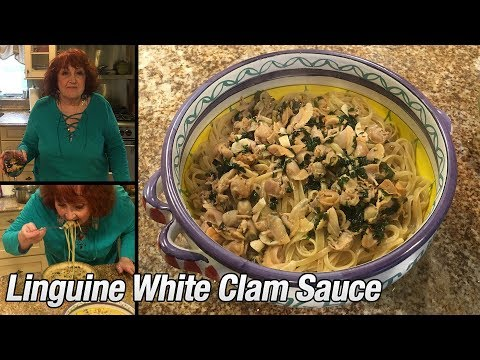 How to Make Linguine with Clam Sauce