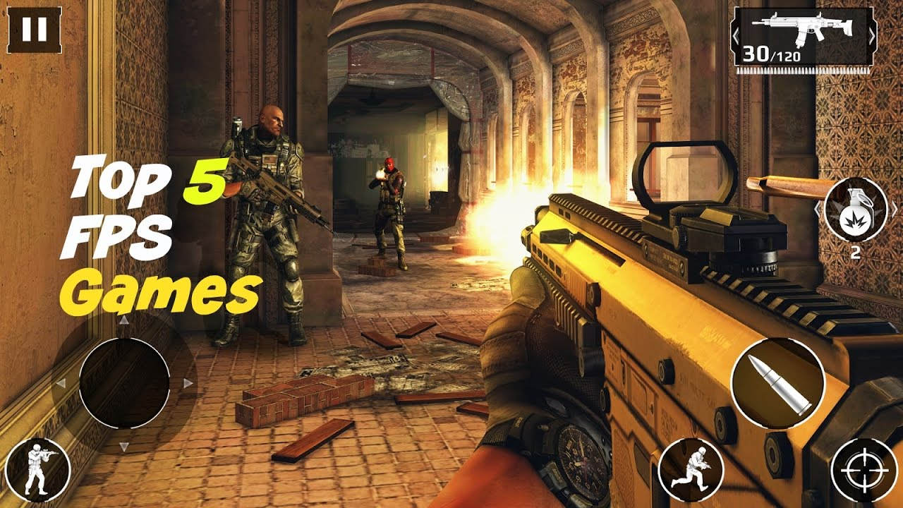 Best First Person Shooters 15