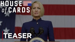 House of Cards | Teaser [HD] | Netflix