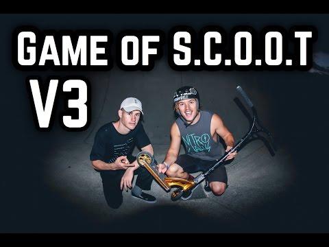 Ryan Williams VS James Morgan | Hybrid Game Of SCOOT!
