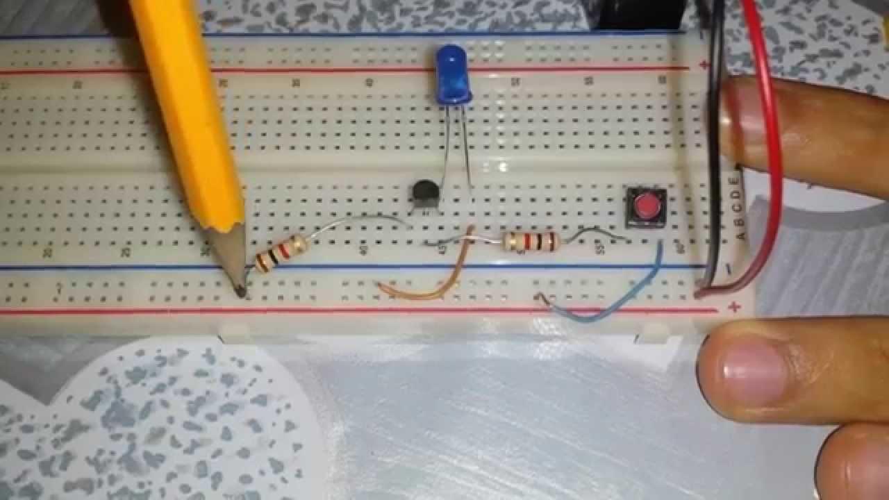 Circuito Nor : Compuertas logicas con transistores and or not