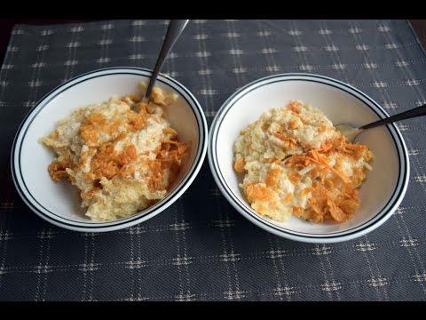 K's kitchen: vegan cheesy potato casserole