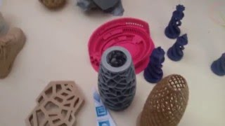 3D Printer in India Full Demo and Information(3D Printer can make anything. It use single Plastic materiel or even Iron and Gold to make anything more accurate then human. It can make teeth which fits for ..., 2016-03-19T05:10:40.000Z)