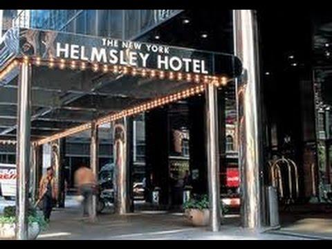 the new york helmsley hotel youtube. Black Bedroom Furniture Sets. Home Design Ideas