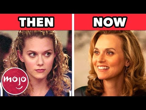 Top 10 One Tree Hill Stars: Where Are They Now?
