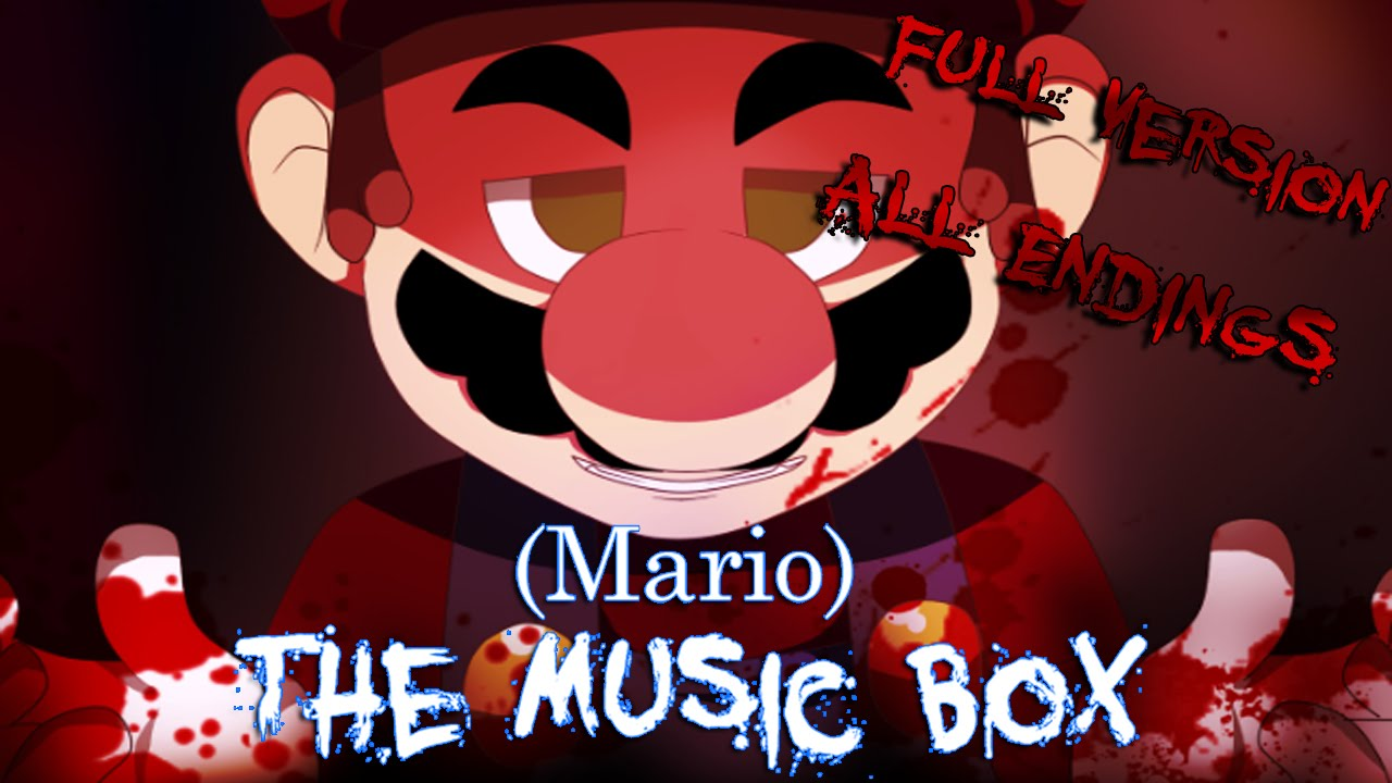 mario the music box how to go fullscreen