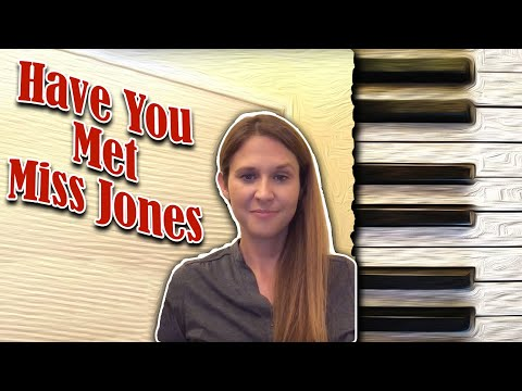 Aimee Nolte Sings Have You Met Miss Jones