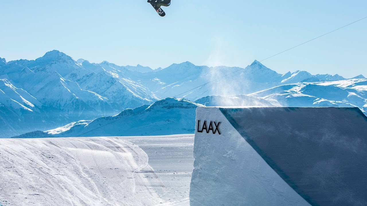 LAAX OPEN 2017 – Semi-Finals Slopestyle