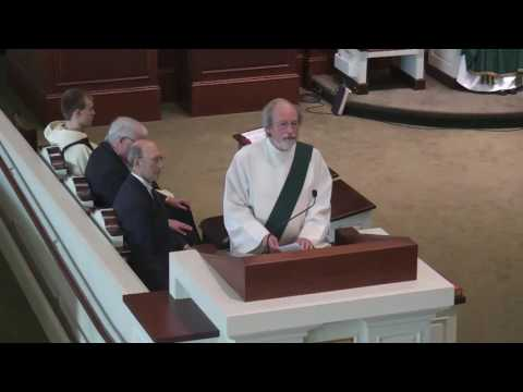 Setting Us Free From Our Stone ~ Deacon David Pierce