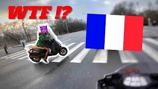 QU'EST CE QUE TU FAIS !? 💩 JE VIENS EN FRANCE ! 🇫🇷
