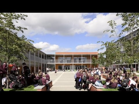 Transforming Calthorpe Park School - Hampshire County Council Architects