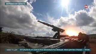 Не зная преград: морпехи и мотострелки проходят учения в Мурманской области