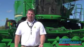 Video New Product Coverage: John Deere S Series Combines download MP3, 3GP, MP4, WEBM, AVI, FLV Desember 2017