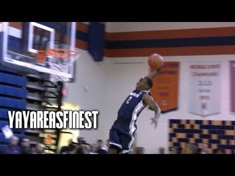 Tyree Robinson Summer Mixtape... Athletic 2013 Guard with WET Ball
