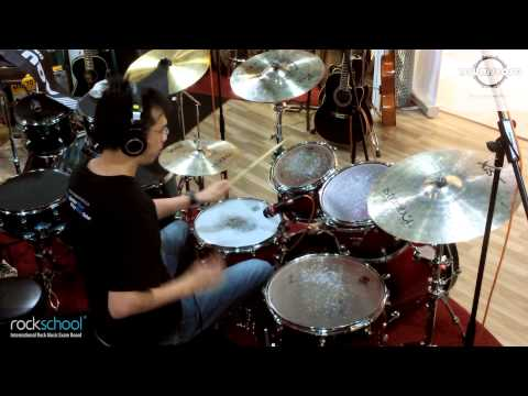 Recording Station For Malaysia Rockschool Online Performance Competition 2012-2018