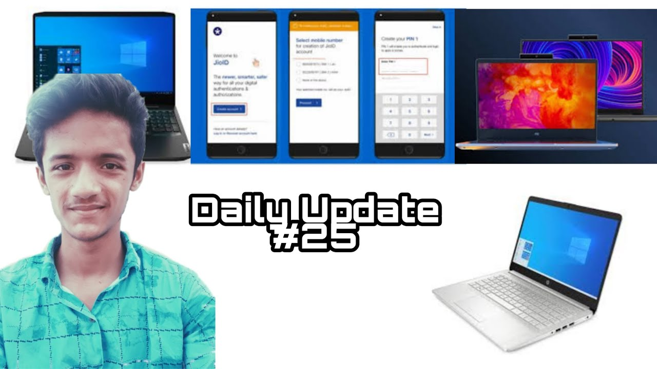 Daily Update 25 12 June 2020 Lenovo Ideapad Gaming Laptop Hp14s Mi Notebook 14 Youtube