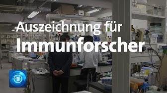 """Paul-Ehrlich-Preis für Entdecker der """"Blauhelme des Immunsystems"""""""