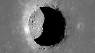 Are Alien Civilizations Living In Enormous Caves On The Moon?