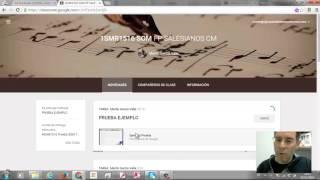 Exámenes en Google Classroom y corrección con complemento Flubaroo