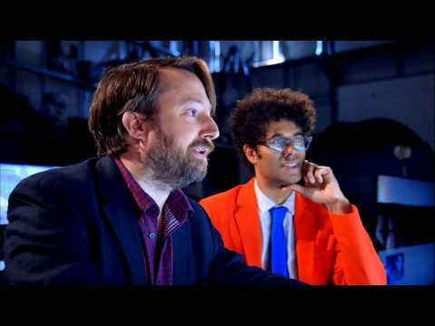 Richard Ayoade & David Mitchell on Gaming: Gadget Man S03E06