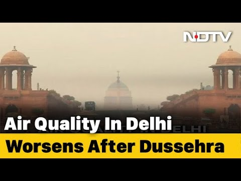 Stubble Burning Not Only Reason For Delhi's Air Pollution, Says Data