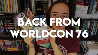 #WorldCon76 Recap & Ramble