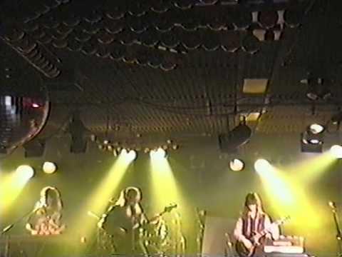Survivor - Dave Bickler 1993  Burning Bridges live