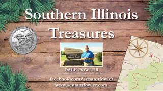 Sen. Fowler's Southern Illinois Treasures: Illinois State Bank (Old Shawneetown)