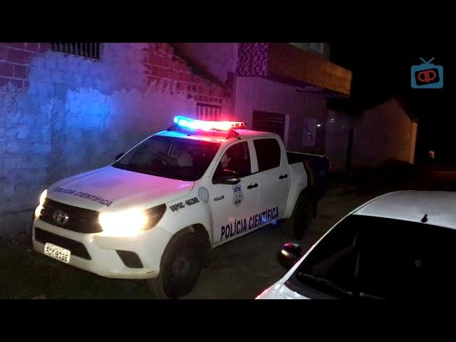 Homicídio no bairro Novo Itambé