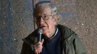Noam Chomsky - General Strike