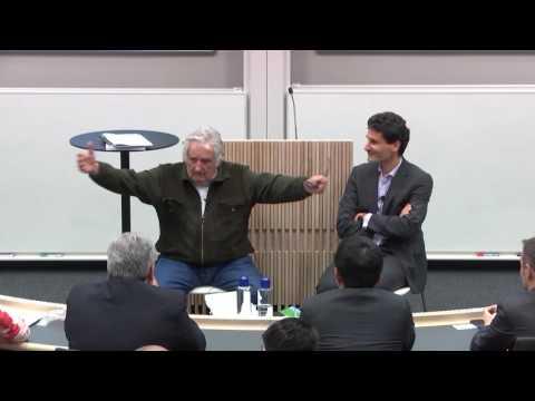 Discusión con Pepe Mujica, ex Presidente de Uruguay (Español)