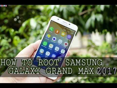 How To Root Samsung Galaxy Grand Max SM 7202