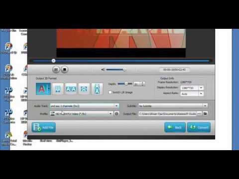 Download Aiseeoft 3D Converter for Windows