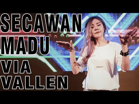 SECAWAN MADU - VIA VALLEN (REMIX DANGDUT PALING MANTUL)