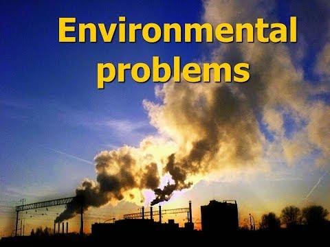 Describe an environment problem (Thao Nguyen)