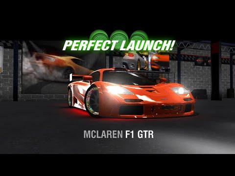Racing Rivals MCLAREN F1 GTR Racing Launch Tutorial