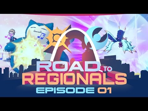 A NEW CHALLENGE! Road to Regionals VGC 2017! Episode 01 - Pokemon Sun and Moon