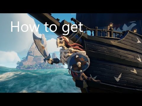 Sea of Thieves How to get the Spinal Figurehead