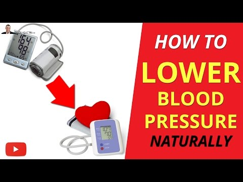 ► How To Lower Your Blood Pressure Naturally