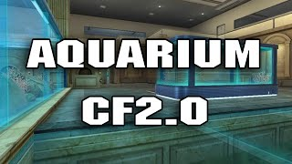 cf2 0    aquarium    review