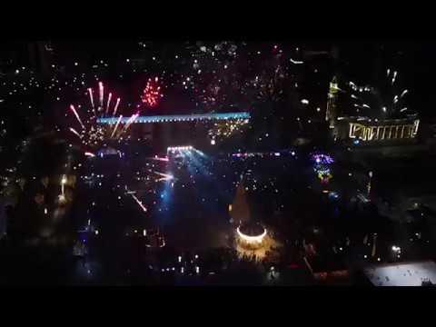 Tirana 2018 - Spektakli i fishekzjarreve