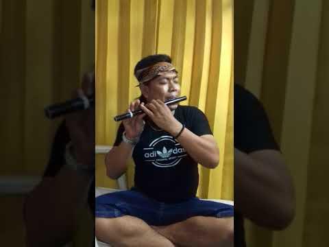 RHOMA IRAMA TABIR KEPALSUAN versi suling PVC paralon KANG AYE